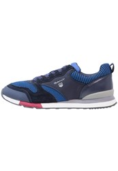 Gant Russell Trainers Marine Blue
