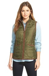 Women's Barbour 'Fell' Quilted Vest