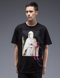 Black Scale Veiled Existance S S T Shirt