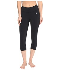 Asics Pr Capri Ii Performance Black Women's Workout