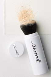 Anthropologie Sweat Translucent Mineral Powder Spf 30 Black