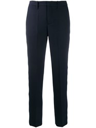 Zadig And Voltaire Slim Fit Trousers Blue