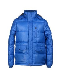 Fenchurch Jackets Azure