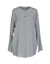 Pauw Shirts Shirts Women Light Grey