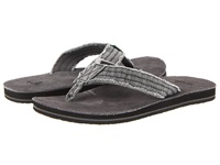 Sanuk Fraid Not Charcoal Men's Sandals Gray