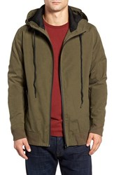 Threads For Thought Men's Connor Hooded Zip Jacket