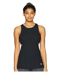 Asics Legends Rib Racer Tank Top Performance Black Sleeveless