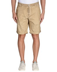 Massimo Alba Trousers Bermuda Shorts Men Lead