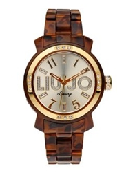 Liu Jo Luxury Wrist Watches Dark Brown