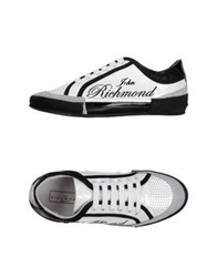 John Richmond Low Tops And Trainers White