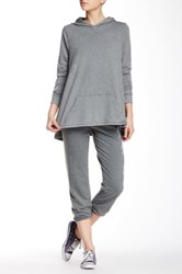 Candc California Margaret Slouchy Sweatpant Gray