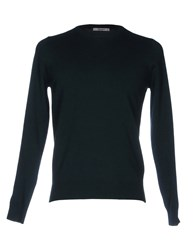 Kangra Cashmere Sweaters Dark Green