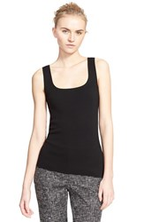 Michael Kors Women's Square Neck Cashmere Shell