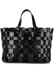 Trademark Frances Cage Tote Black