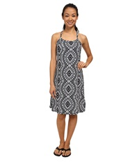 Prana Quinn Dress Black Gardenia Women's Dress