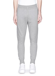 Denham Jeans 'Trophy' Cotton Blend Jogging Pants Grey