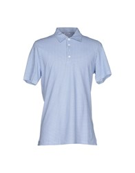 Mattabisch Polo Shirts Sky Blue