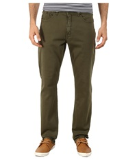 Rip Curl Dax Twill Pants Militry Green Men's Casual Pants