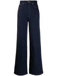 Dolce And Gabbana Wide Leg Jeans 60
