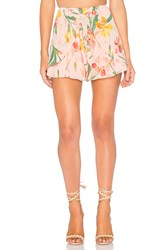 Privacy Please X Revolve Nix Skort Pink