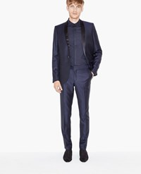 The Kooples Dinner Suit Trousers In Baroque Jacquard