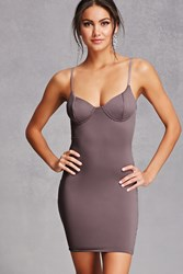 Forever 21 Bustier Cami Dress