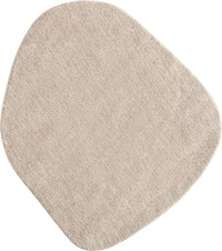 Nani Marquina Little Stone Wool Rug Style 7 2 Feet 4 Inches X 2 Feet 7 Inches Multicolor