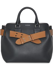 Burberry The Small Leather Belt Bag Black