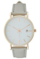 Kiomi Watch Light Grey