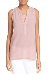 Soft Joie Women's 'Verve' Sleeveless Split Neck Top