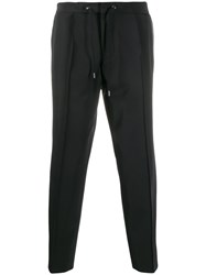 Hugo Boss Stripe Detail Cropped Trousers 60
