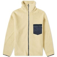 Nanamica Fleece Jacket Neutrals