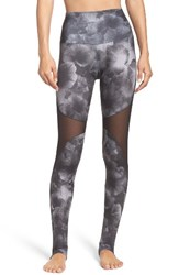 Onzie Women's High Waist Stirrup Leggings Petunia