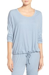 Barefoot Dreamsr Women's Dreams Slouchy Knit Sleep Pullover
