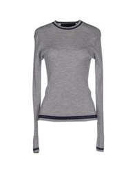 American Retro Sweaters Grey