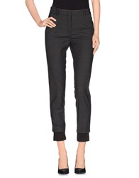 Gran Sasso Trousers Casual Trousers Women Steel Grey
