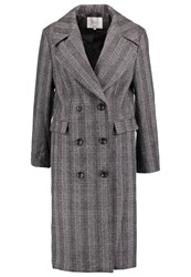 Selected Femme Sfmadison Classic Coat Smoked Pearl Grey