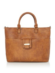 Ollie And Nic Evie Tote Bag Tan