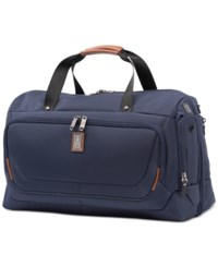 Travelpro Crew 11 Carry On Smart Duffel Bag Patriot Blue