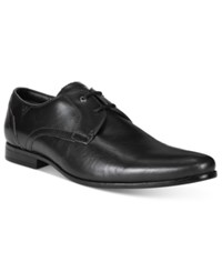 Guess Men's Georgie2 Oxfords Men's Shoes Black