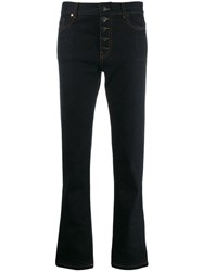 Joseph Den Denim Stretch Jeans Blue
