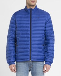 Tommy Hilfiger Royal Blue Light Down Jacket