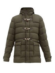 Herno Il Montgomery Quilted Down Jacket Green
