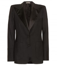 Bottega Veneta Wool Blazer Black