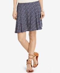 Denim And Supply Ralph Lauren Floral Print A Line Skirt Ellsworth Floral