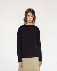 Mhl By Margaret Howell Pullover Top Black