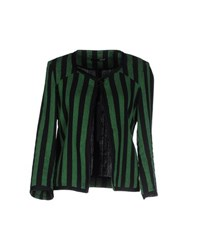 .Tessa Suits And Jackets Blazers Women Green