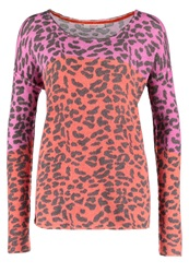 Bloom Jumper Pink Orange