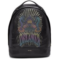 Paul Smith Black 'Dreamer' Technique Backpack