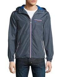 Original Penguin Melange Wind Resistant Jacket Grey